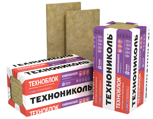 Базальтовый утеплитель ТЕХНО фото